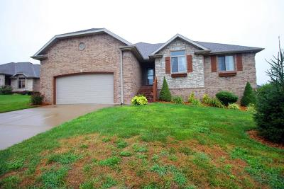 Nixa Single Family Home For Sale: 845 Scenic View Court