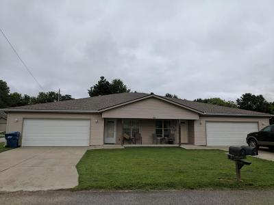 Rogersville Multi Family Home For Sale: 112 John Street #A&B
