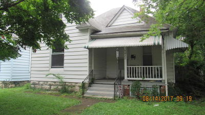 Springfield Single Family Home For Sale: 922 North Grant Avenue
