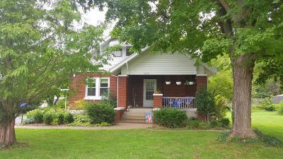 Springfield Single Family Home For Sale: 1206 South Oak Grove Avenue