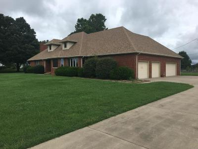 Willard Single Family Home For Sale: 8567 West Us Highway 160