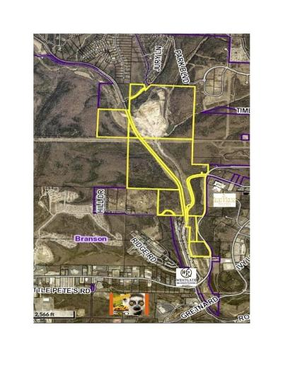 Branson, Branson West Residential Lots & Land For Sale: Tba Shepherd Of The Hills Express Lane