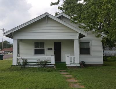 Monett Single Family Home For Sale: 100 E Bond Street