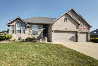 Nixa Single Family Home For Sale: 1067 East Daisy Falls Drive