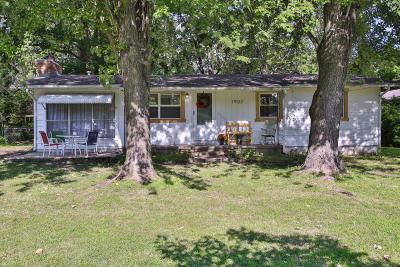 Springfield Single Family Home For Sale: 1902 North Old Orchard Avenue
