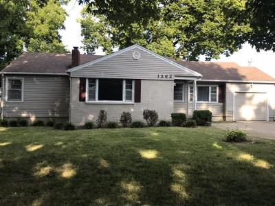 Springfield Single Family Home For Sale: 1362 South Kentwood Avenue