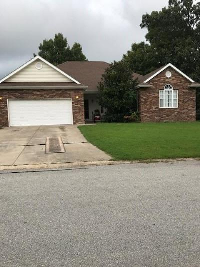 Joplin Single Family Home For Sale: 1713 White Oak Drive