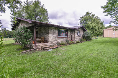 Springfield Single Family Home For Sale: 1533 North Farm Rd 89