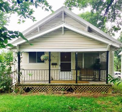 Springfield Single Family Home For Sale: 804 West Webster Street