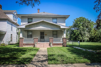 Springfield Single Family Home For Sale: 1724 North Washington Avenue
