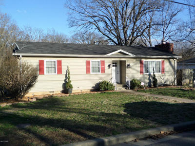 Joplin Single Family Home For Sale: 4315 South Virginia Avenue