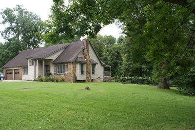Springfield Single Family Home For Sale: 3968 West Farm Road 148