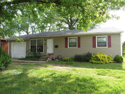 Joplin Single Family Home For Sale: 825 South St. Louis Avenue