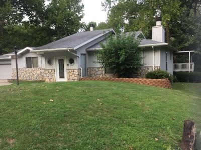 Branson Single Family Home For Sale: 202 River Bend Road