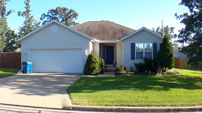 Joplin Single Family Home For Sale: 4508 West 26th Place