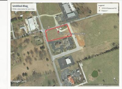 Nixa Residential Lots & Land For Sale: 1579 Rosewood Road