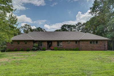 Nixa Single Family Home For Sale: 1950 West James River Drive