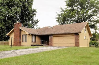 Battlefield MO Single Family Home For Sale: $119,000