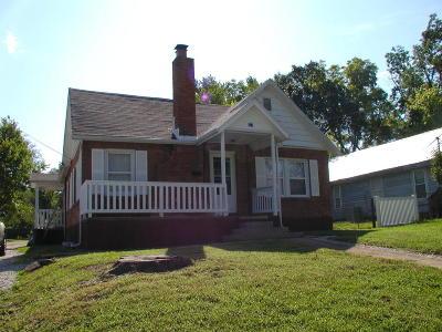 Bolivar Single Family Home For Sale: 424 South Clark Avenue