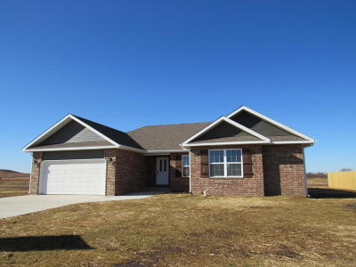 Bolivar Single Family Home For Sale: 4711 South 125th Road