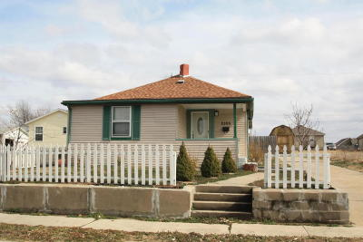 Joplin Single Family Home For Sale: 2305 South Moffet Avenue