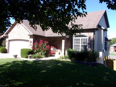 Republic MO Single Family Home For Sale: $207,900