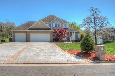 Joplin Single Family Home For Sale: 2420 Windrose Lane