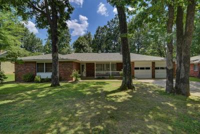 Mt Vernon Single Family Home For Sale: 711 East Cherry Street