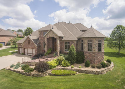 Springfield Single Family Home For Sale: 6232 South Riverbend Road