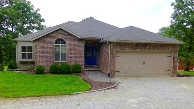 Marshfield Single Family Home For Sale: 320 Lacey Branch Lane