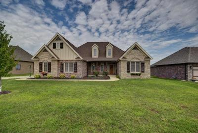 Nixa Single Family Home For Sale: 909 West Lorenza Drive