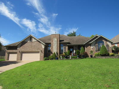 Ozark MO Single Family Home For Sale: $246,900