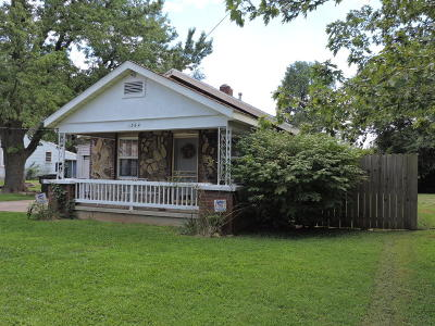 Springfield MO Single Family Home For Sale: $62,000