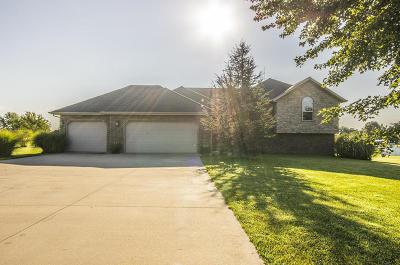 Nixa MO Single Family Home For Sale: $299,900