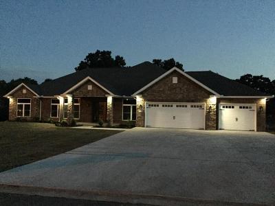Joplin Single Family Home For Sale: 3326 Patterson Court