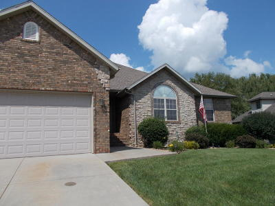 Ozark MO Single Family Home For Sale: $289,000