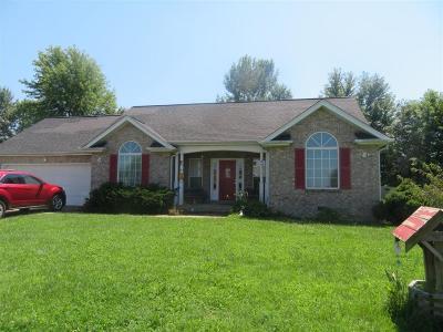 Fair Grove Single Family Home For Sale: 54 West Draper Street