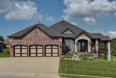 Springfield Single Family Home For Sale: 6376 South Weatherwood Trail