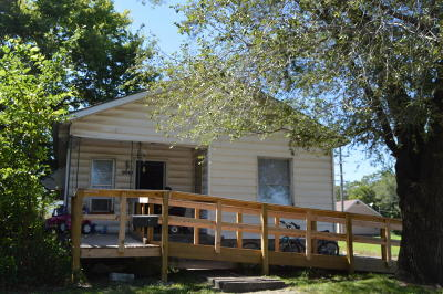 Joplin Single Family Home For Sale: 906 Missouri