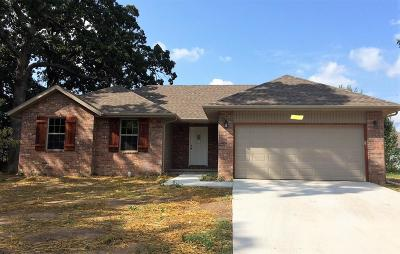 Republic MO Single Family Home For Sale: $147,900
