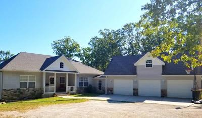 Kirbyville Single Family Home For Sale: 445 Trigger Cove Road