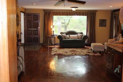 Single Family Home For Sale: 1081 Jones Trading Post Road