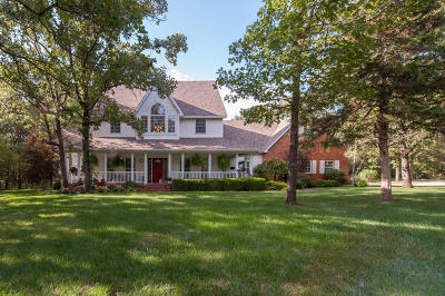 Marshfield Single Family Home For Sale: 1156 Spring Valley Loop