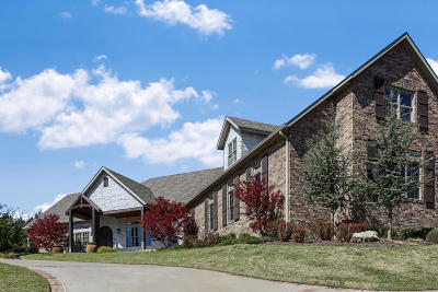 Branson MO Single Family Home For Sale: $1,099,000