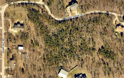 Branson  Residential Lots & Land For Sale: Lot 19 Shary Creek Lane