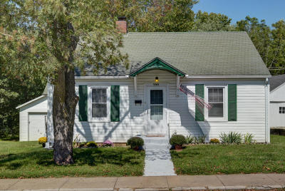 Mt Vernon Single Family Home For Sale: 530 East Pleasant Street