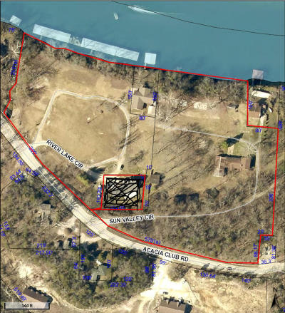 Cape Fair, Crane, Galena, Shell Knob, Cedar Creek, Walnut Shade, Blue Eye, Branson West, Indian Point, Kimberling City, Lampe, Reeds Spring, Ridgedale, Hollister, Merriam Woods, Rockaway Beach, Taneyville Residential Lots & Land For Sale: 146 River Lake Circle