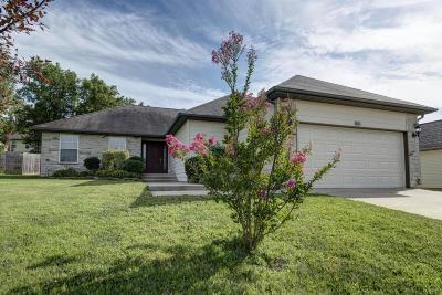 Branson Single Family Home For Sale: 100 Shiloh Street