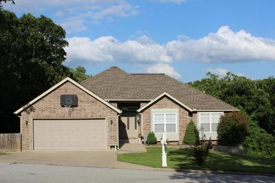 Joplin Single Family Home For Sale: 3385 North Willow Road