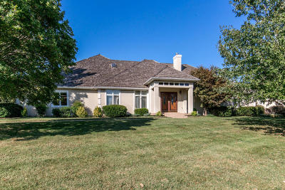 Springfield Single Family Home For Sale: 3695 East Turtle Hatch Road